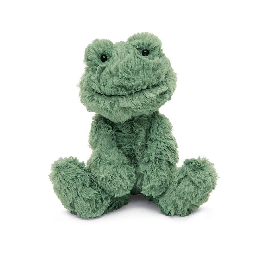 Jellycat : Squiggles Grenouille