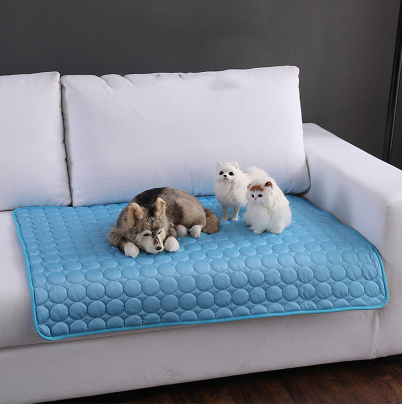 Meightai™ - Pet ice silk mat 3Pcs