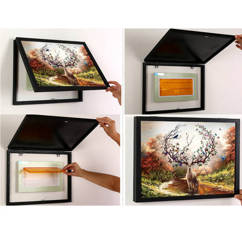 Distribution Box Simple Painting Restaurant Living Room Modern Mural Size