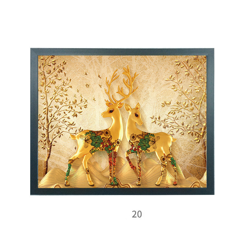 Electric Meter Box Decorative Painting