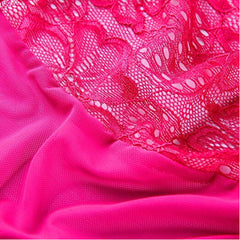 Plus Size S M L XL 2XL Open Bra Open Crotch Women Lace Sexy Lingerie Hot Transparent Babydoll Dress Erotic Costumes 3XL  4XL 5XL