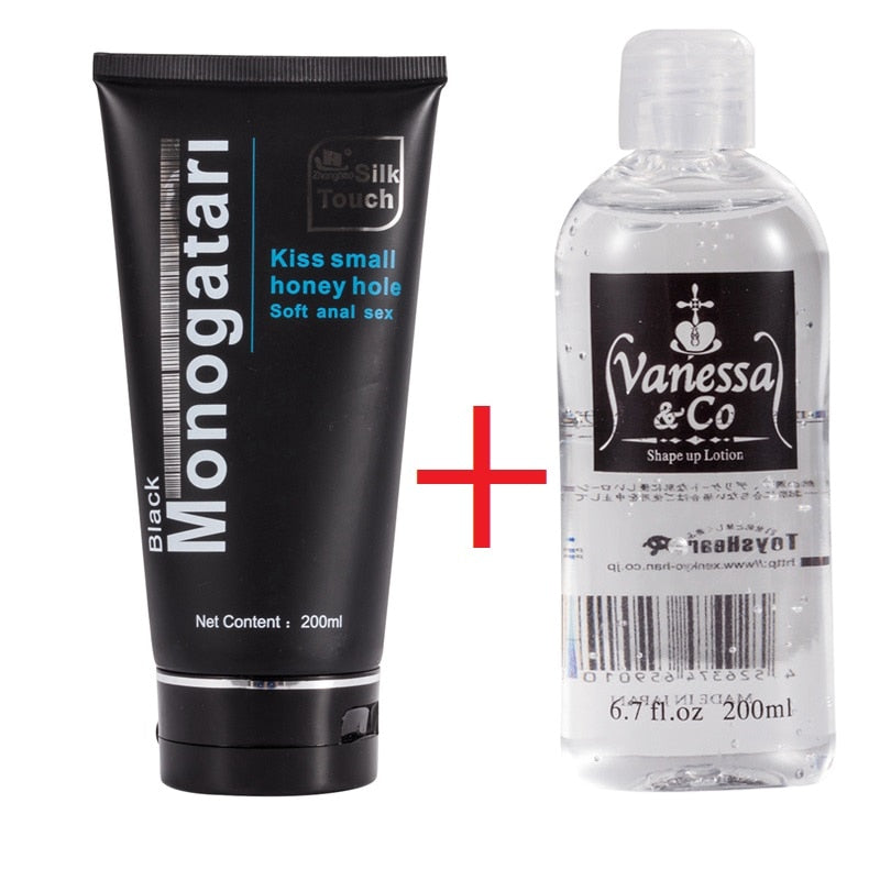 Sex Shop Lubricant for Sex Japan Anal Vagina Lube Gel Erotic Goods Dick Toys for Adults Drop Shipping 200+200ml