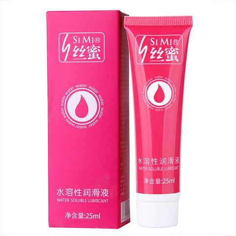 Silk Touch Body Sex Lubricant