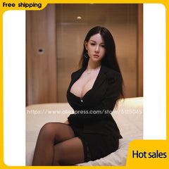 158cm Real Silicone Sex Dolls Robot Japanese Anime Love Doll Realistic Toys Life