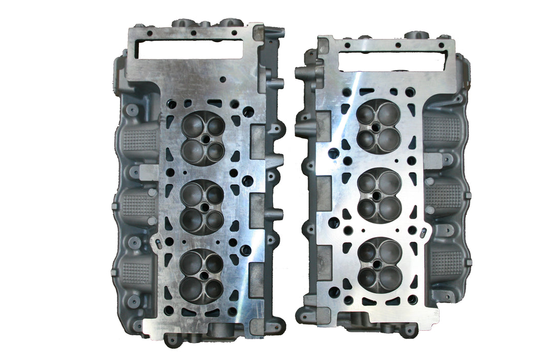 1998-2004 Chrysler Intrepid 2.7L DOHC Both Cylinder head Casting # 0466369AB 4663979AB