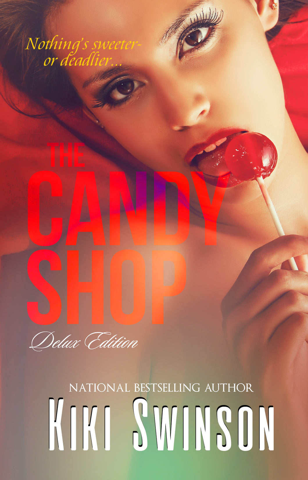 Candy Shop ( part 1 & 2)  w/1-Free Book for $12- (FREE SHIPPING)