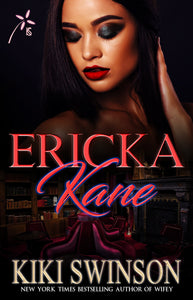 Ericka Kane  (New paperback edition)