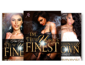 New York's Finest 4-part series -(Free Shipping)