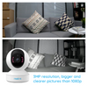 3MP indoor IP camera