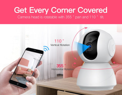 1080P IP Security Camera