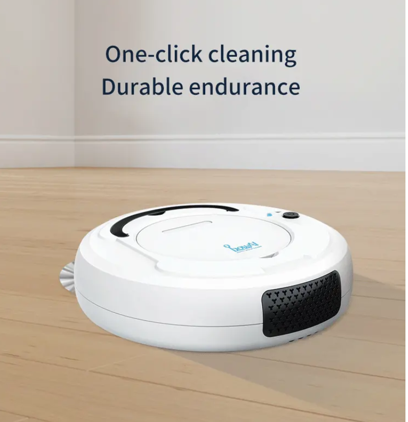 Smart Sweeping Robot Intelligent