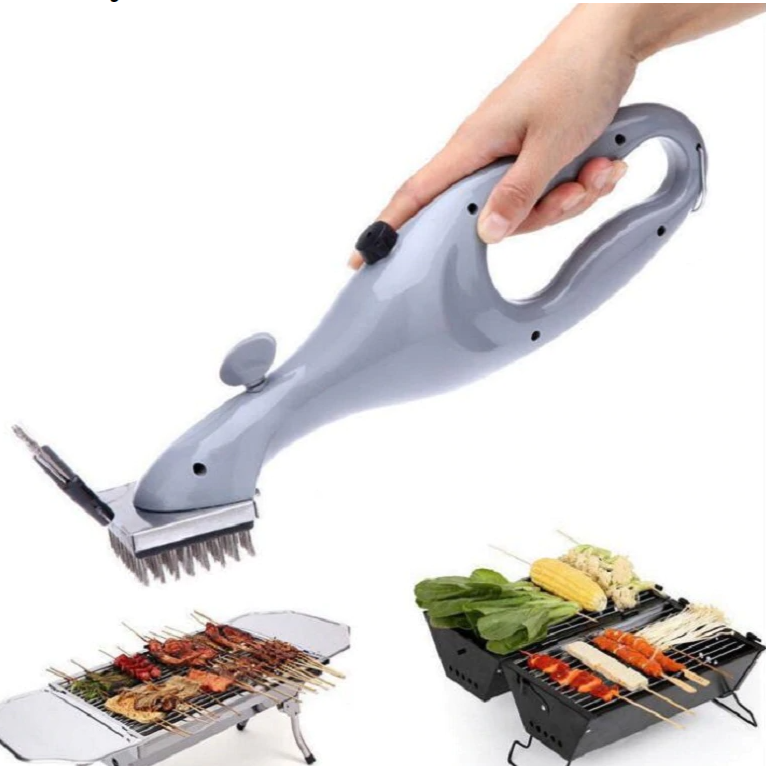 anti dirty grill™ Barbecue Stainless Steel BBQ Cleaning Brush  Outdoor Grill Cleaner with Power of Steam  Cooking Tool