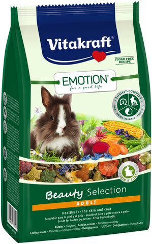 Beauty Selection Rabbits - Dry Food