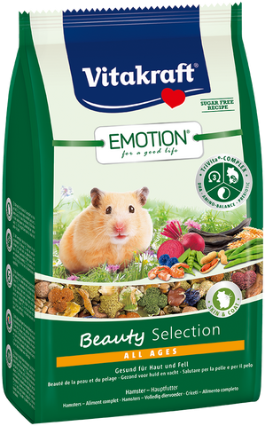 Beauty Selection Hamsters - Dry Food