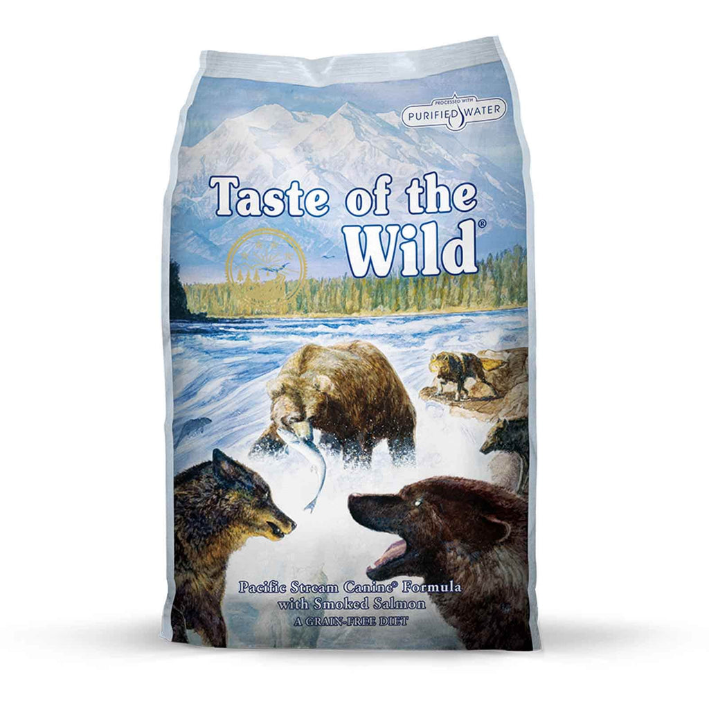 Taste Of The Wild - Pacific Stream with Smoked Salmon
