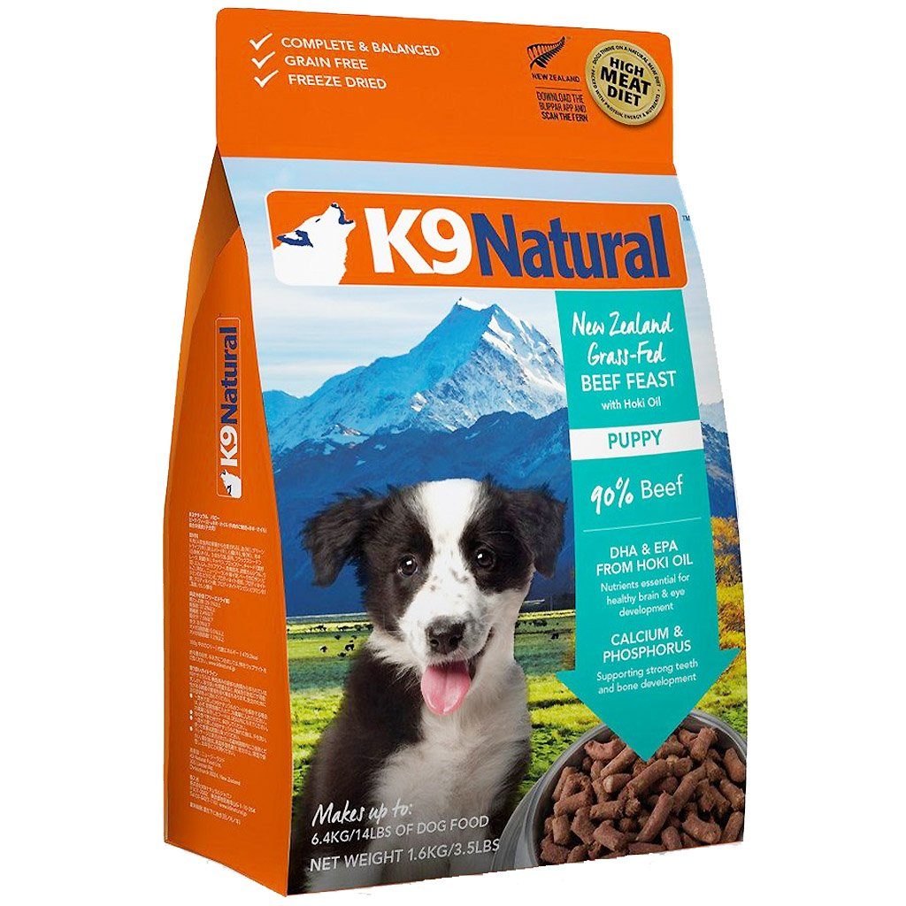 K9 Natural - Freeze Dried Puppy Feast