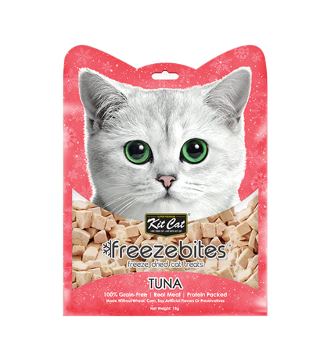Freeze Bites Tuna Freeze Dried Cat Treats