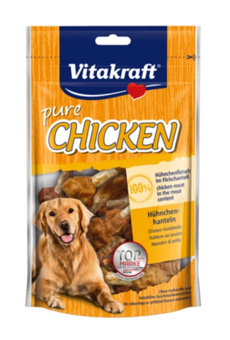 Vitakraft - Pure Chicken Dumbbells Dog Treats