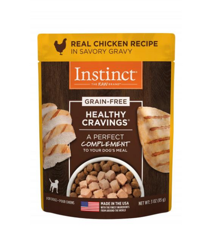 Healthy Cravings Grain-Free Chicken Wet Topper