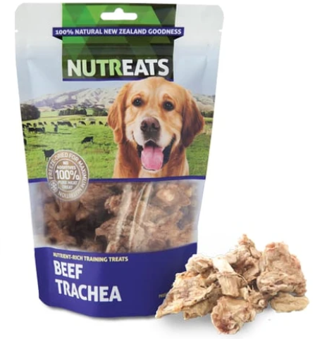 Nutreats - Beef Trachea Dog Treats