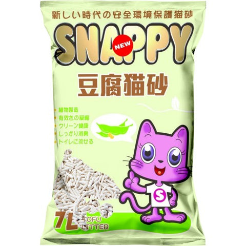 Snappy Cat - Tofu Cat Litter Original