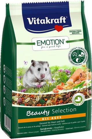 Beauty Selection Dwarf Hamsters - Dry Food