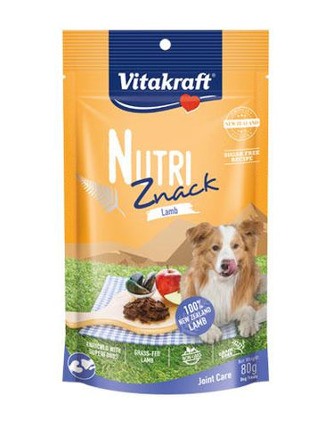 Vitakraft - Nutri Znack Lamb Joint Care Dog Treats