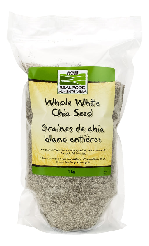 NOW Whole White Chia Seed