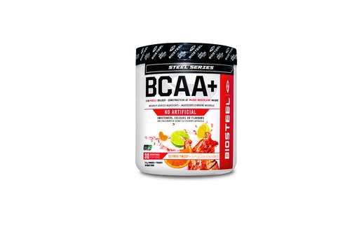 BioSteel BCAA Plus Citrus Twist
