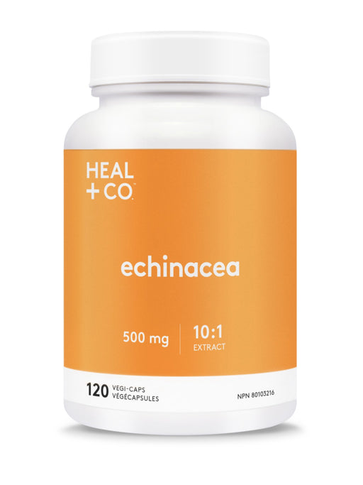Heal + Co. Echinacea Vegi-Caps