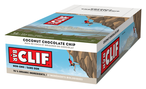 CLIF Bar Coconut Chocolate Chip