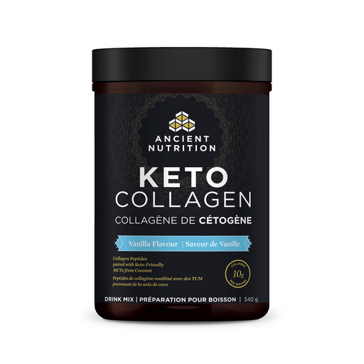 Ancient Nutrition Keto Collagen Vanilla 340 g