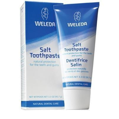 Weleda Salt Toothpaste 2.5 fl oz/75ml