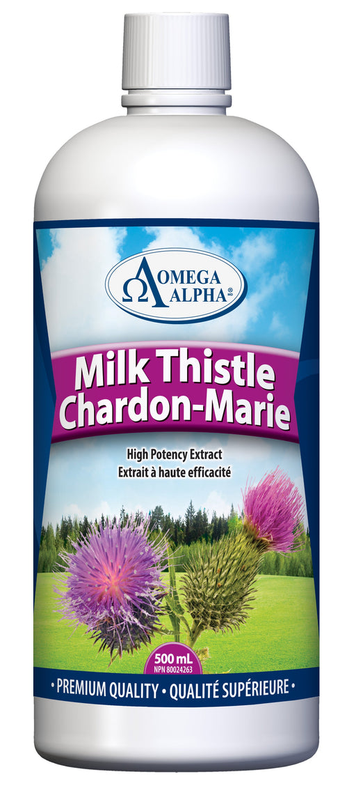Omega Alpha Milk Thistle
