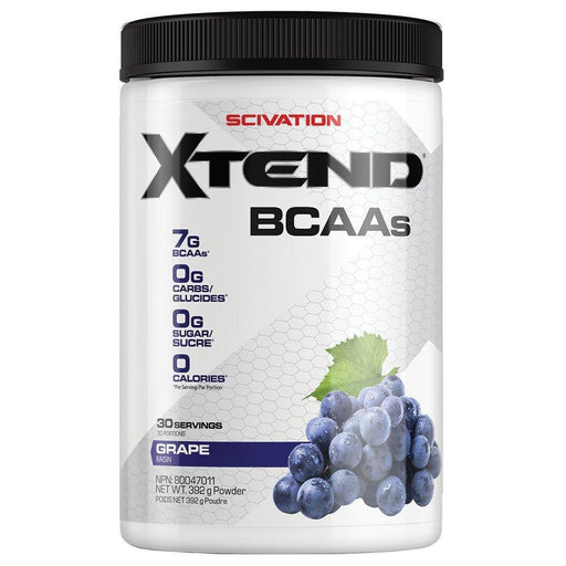 Scivation Xtend BCAA's Grape 392 g
