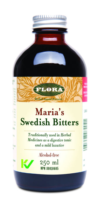 Flora Maria's Swedish Bitters (Alcohol-Free) 250 ml