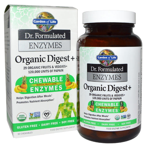 Garden of Life Dr. Formulated - Enzymes