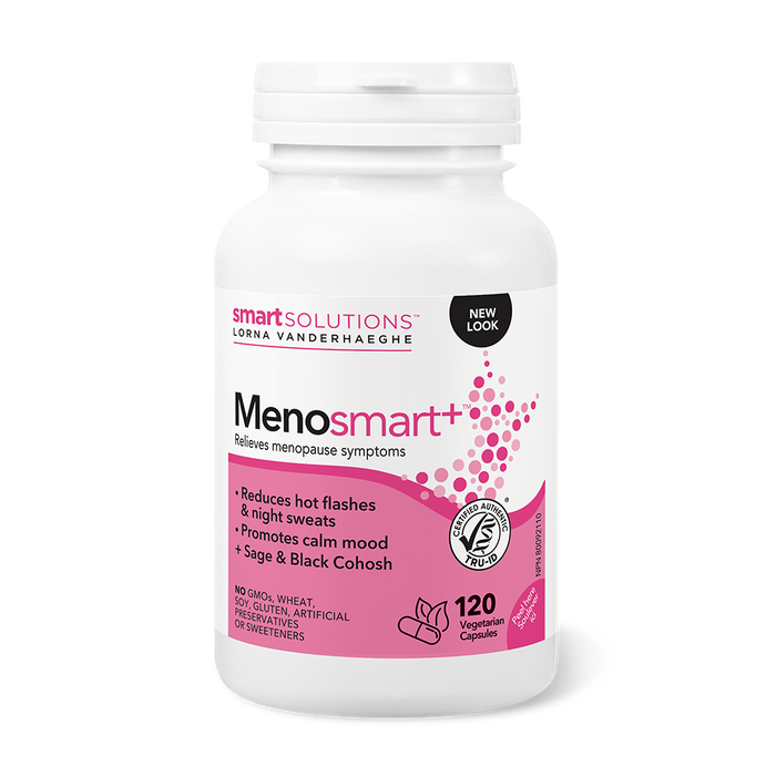 Smart Solutions MENOsmart plus 120 Capsules