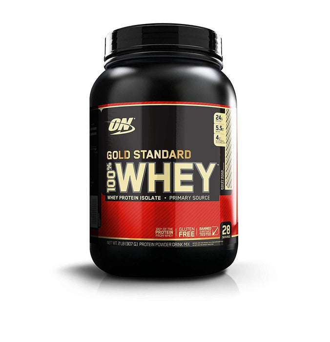 Optimum Nutrition Gold Standard 100% Whey Rocky Road 2 lb