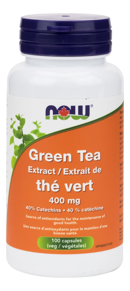 NOW Green Tea Extract 400 mg