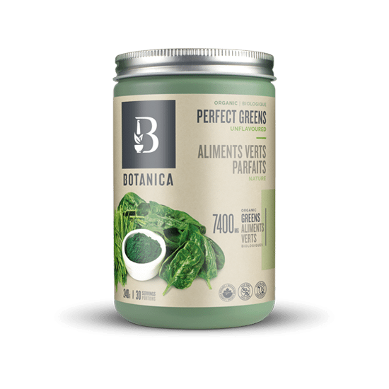 Botanica Perfect Greens Unflavoured
