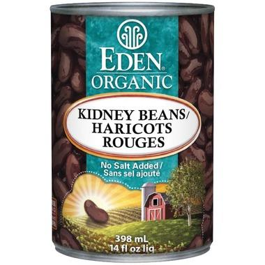 Eden Foods Organic Canned Kidney Beans 398 ml