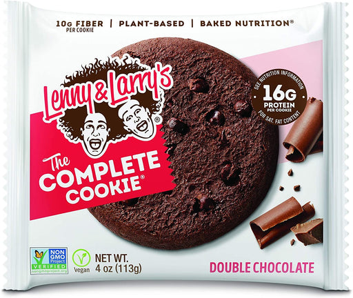 Lenny & Larry's The Complete Cookie Double Chocolate 113 g