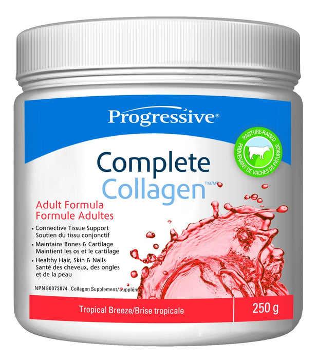 Progressive Complete Collagen Tropical Breeze 250g