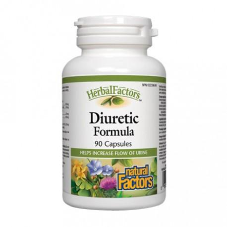 Natural Factors Diuretic Formula 90 Capsules