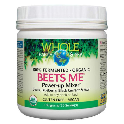 Whole Earth & Sea Beets Me Power-Up Mixer 175 g