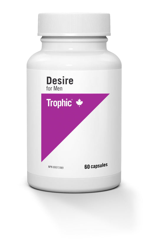 Trophic Desire For Men 60 Capsules