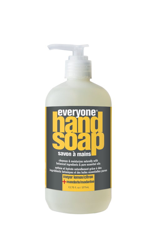 Everyone Hand Soap Meyer Lemon + Mandarin 377 ml