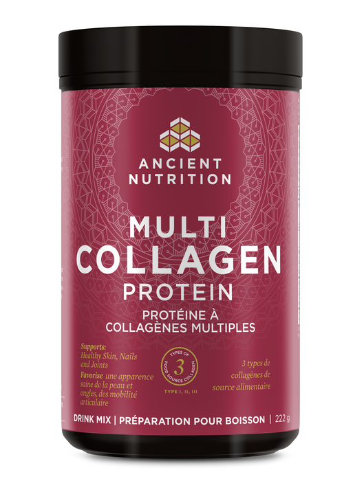 Ancient Nutrition Multi Collagen Protein Unflavoured 222 g