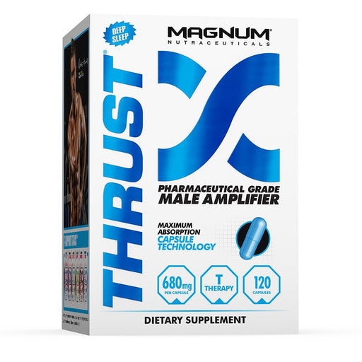 Magnum Nutraceuticals Thrust 120 Capsules